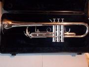 Труба Holton t 602 s t602s silver серебро раритет